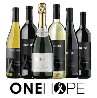 This image has an empty alt attribute; its file name is onehope_bottles.png