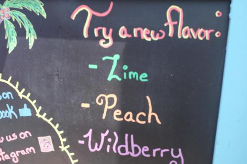 New flavors to try